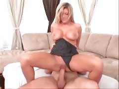 Awesome milf tastes her pussy juices from partner`s boner.